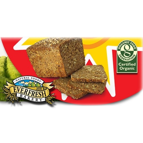 Everfresh Natural Foods Org Sprout Rye Bread