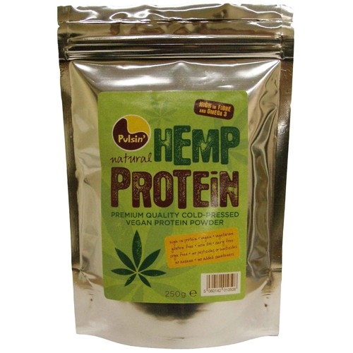 Shelled Hemp Seed Nutritional Analysis: