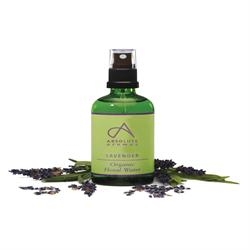 Absolute Aromas Organic Lavender Floral Water 100ml
