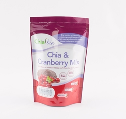 Chia Bia Chia & Cranberry Mix 260g