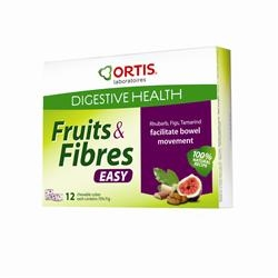 Ortis easy fruit Cubes 12 Cubes box