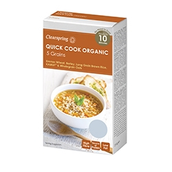 Clearspring Quick Cook Organic - 5 Grains 250g