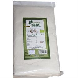 Coconut Miracle Org RAW Coconut Flour G/F 500g