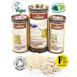 Creative Nature Organic Peruvian Maca Powder 150g