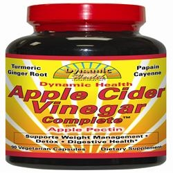Dynamic Health Apple Cider Vinegar 90vegicaps