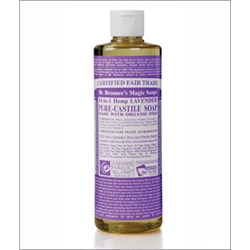 Dr Bronner Lavender Castile Liquid Soap 473ml