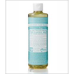 Dr Bronner Baby Mild Castile Liquid Soap 473ml