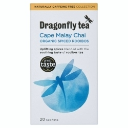 Dragonfly Tea Organic Cape Malay Rooibos 20 sachet