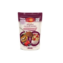 Linwoods Org Flax Cocoa & Mulberry 200g