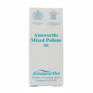 Ainsworths Mixed Pollens 30C Homoeopathic 120 tablet