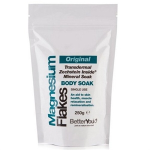 BetterYou Magnesium Flakes Body Soak 250g