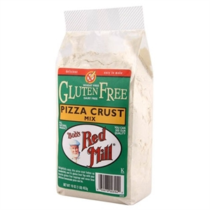 Bobs Red Mill G/F Pizza Crust Mix 450g