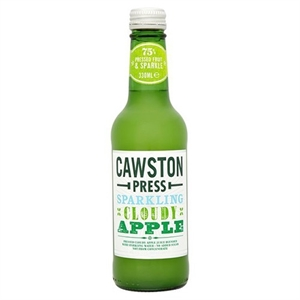 Cawston Press Sparkling Cloudy Apple Can 330ml