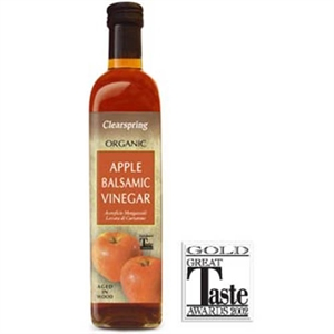 Clearspring Apple Balsamic Vinegar 250ml