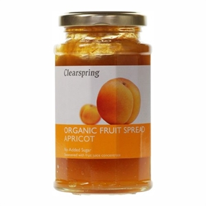 Clearspring Org Fruit Spread Apricot 290g