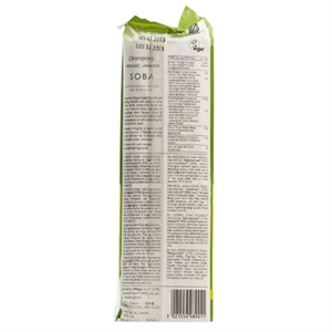 Clearspring Org Japanese Soba Noodles 200g