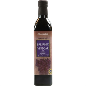 Clearspring Organic Balsamic Vinegar 500ml