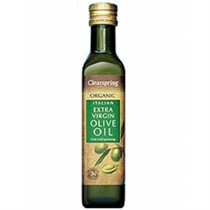 Clearspring Organic Extra Virgin Olive Oil 250ml