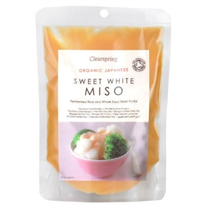Clearspring Organic Sweet White Miso 250g