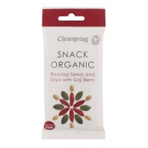 Clearspring Snack Organic- Goji berry 30g