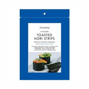 Clearspring Toasted Nori Strips 13.5g