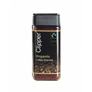 Clipper Ft Org Rich Roast Coffee 100g