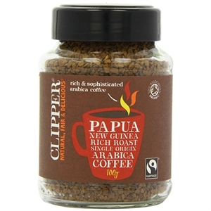 Clipper Org FT Papua New Guinea Rich 100g