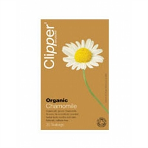 Clipper Organic Chamomile 20bag