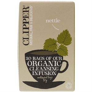 Clipper Organic Nettle 20bag
