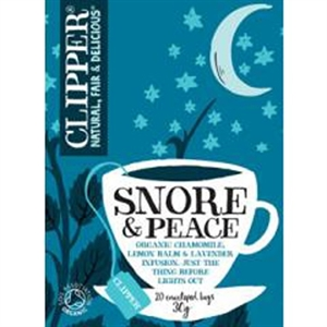 Clipper Snore & Peace 20bag