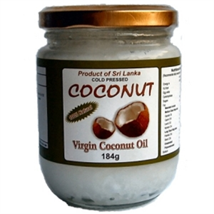 Coconut Miracle 100% RAW Ex Virgin Coconut Oil 225ml