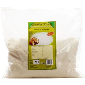 Coconut Miracle Org RAW Virgin Coconut FlourGF 1000g