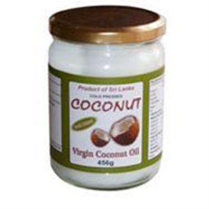 Coconut Miracle Org RAW Ex Virgin Coconut Oil 500ml