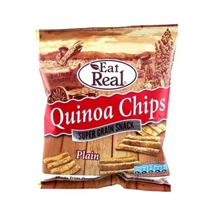 Cofresh Eat Real Quinoa Plain Chips 80g