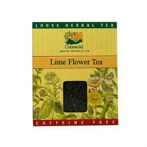 Cotswold Health Products Lime Flower Tea 50g