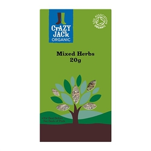 Crazy Jack Mixed Herbs 20g
