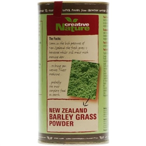 Creative Nature Organic Barley Grass Powder 200g
