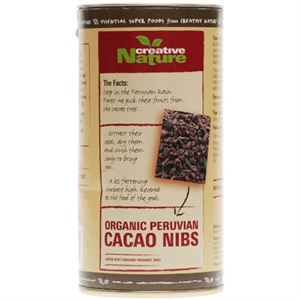 Creative Nature Organic Cacao Nibs 150g