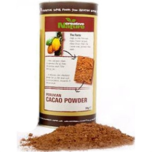 Creative Nature Organic Cacao Powder 100g
