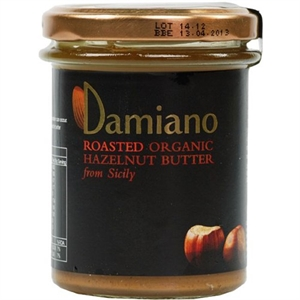 Damiano Roasted org Hazelnut butter 180g