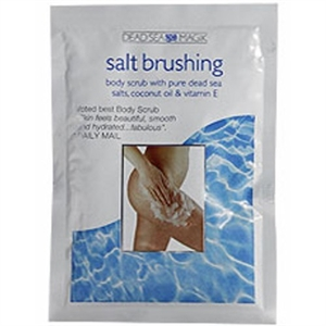 Dead Sea Spa Magik Dead Sea Salt Brushing Sachet 50g