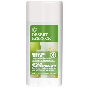 Desert Essence Spring Fresh Deodorant 75ml