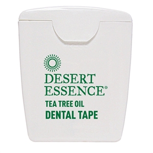 Desert Essence Tea Tree Oil Dental Tape 1unit