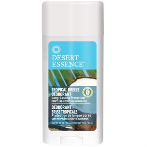 Desert Essence Tropical Breeze Deodorant 75ml