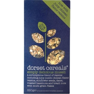 Dorset Cereal Simply Delicious Muesli 850g