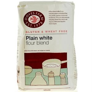 Doves Farm G/F Plain White Flour 1000g