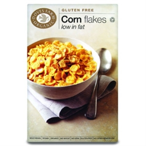 Doves Farm Org Corn Flakes 375g