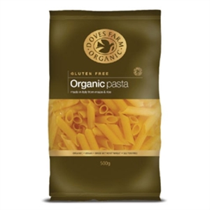 Doves Farm Org Maize & Rice Penne 500g