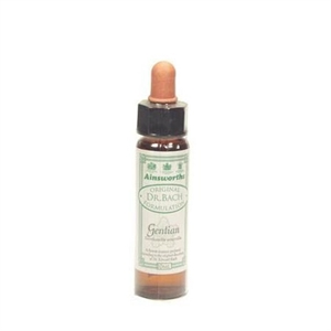 Dr Bach Gentian Bach Flower Remedy 10ml