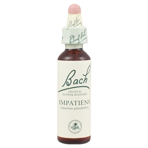 Dr Bach Impatiens Bach Flower Remedy 10ml